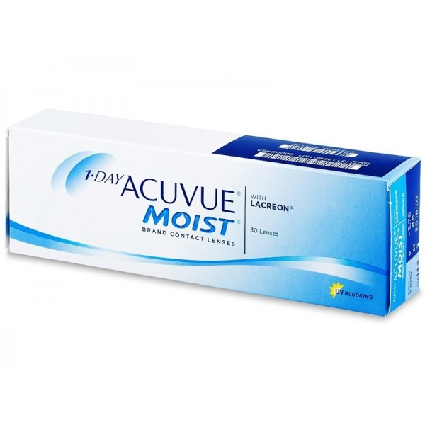 Acuvue MOIST 1 Day 3...