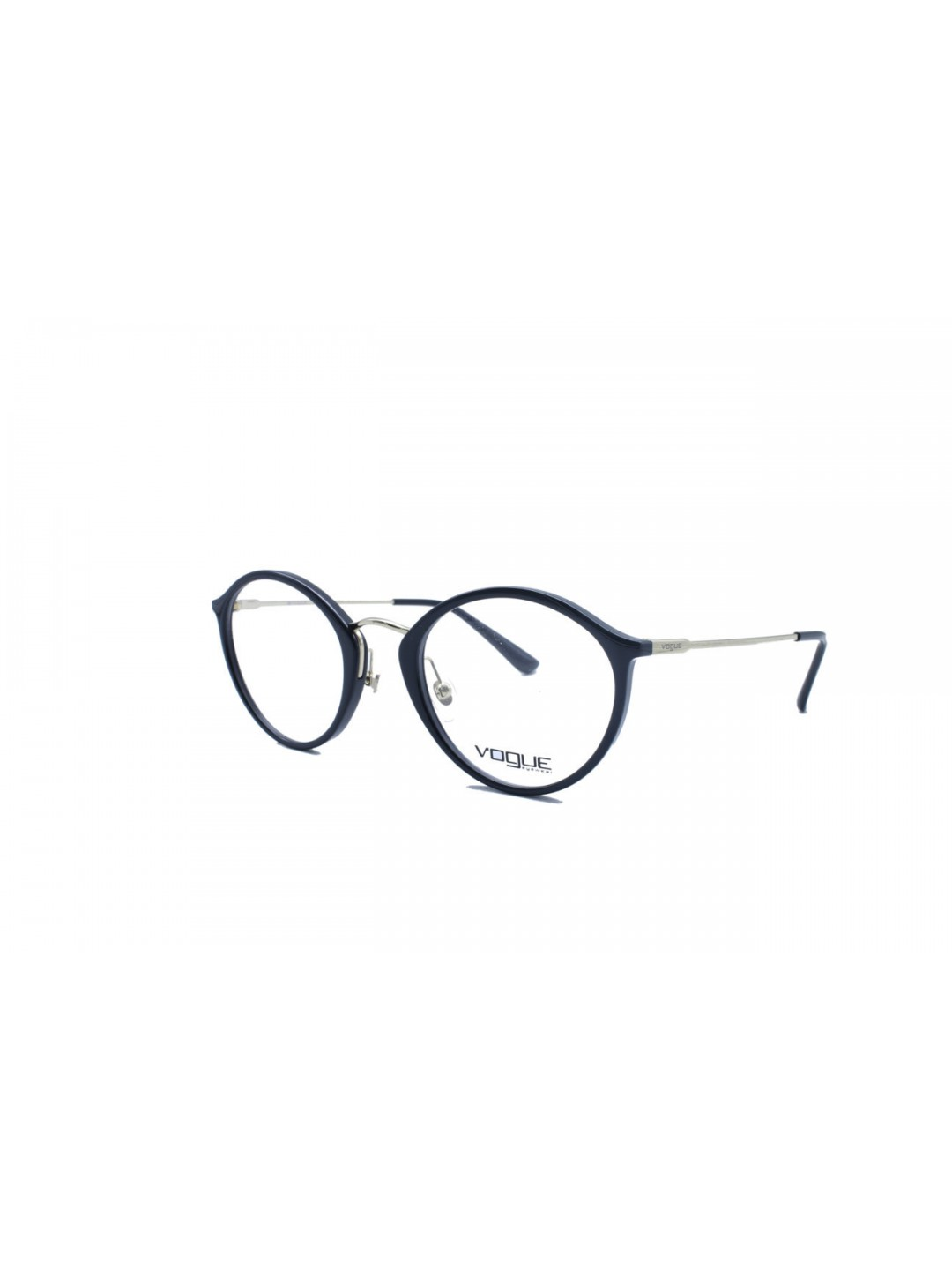 Vogue VO 5286 W44 Round Black Full Frame With Acetate