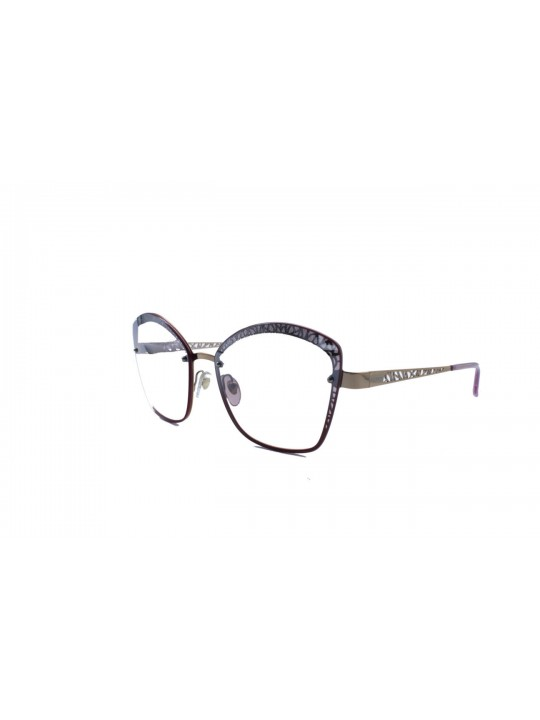 Vogue VO 4141 S 50757A 2N Cat Eye Pink Full Frame With Acetate