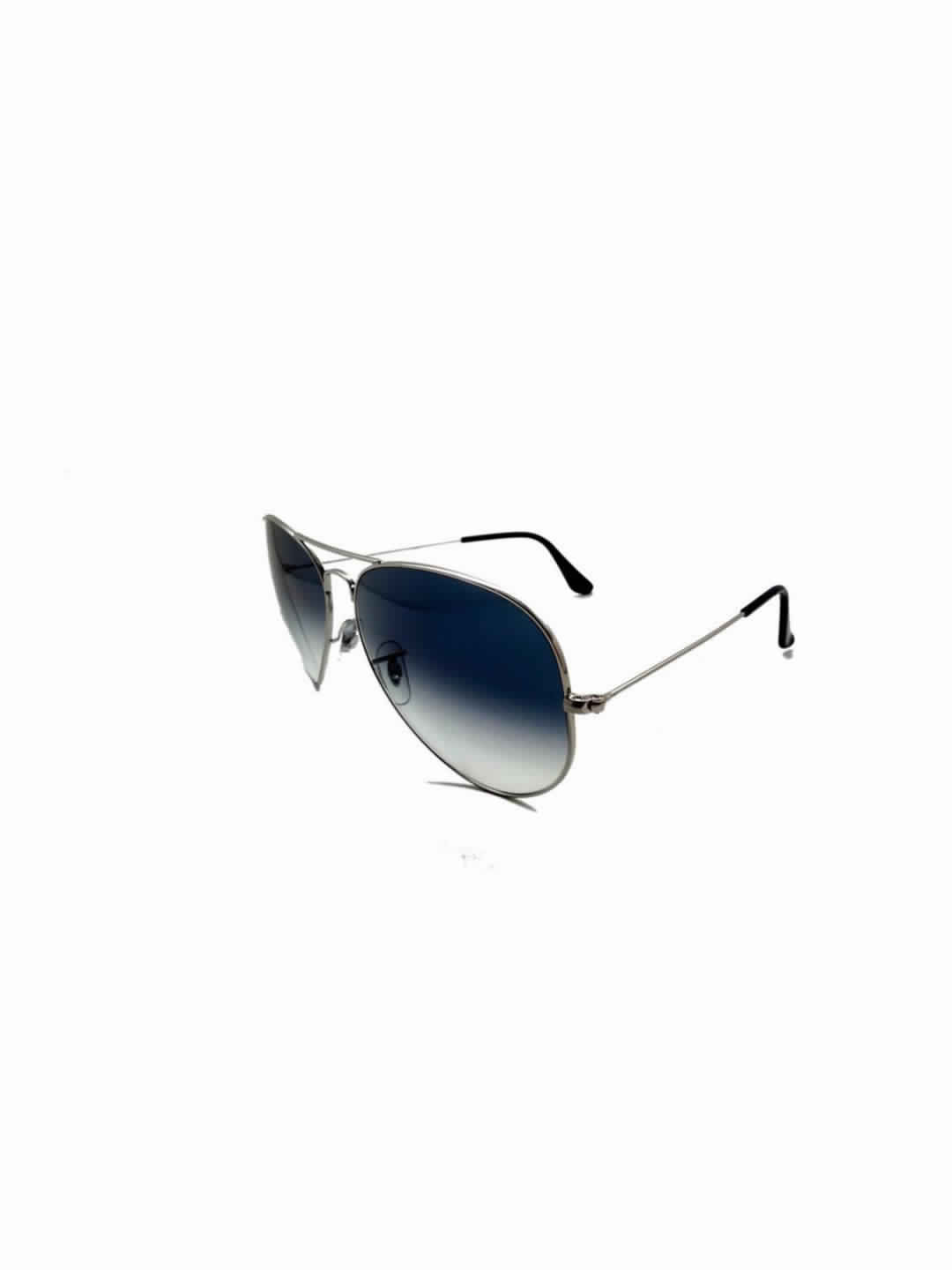 RayBan RB 3025 003/3F Aviator Silver Full Frame With Stainless Steel