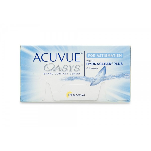 Acuvue OASYS for Ast...