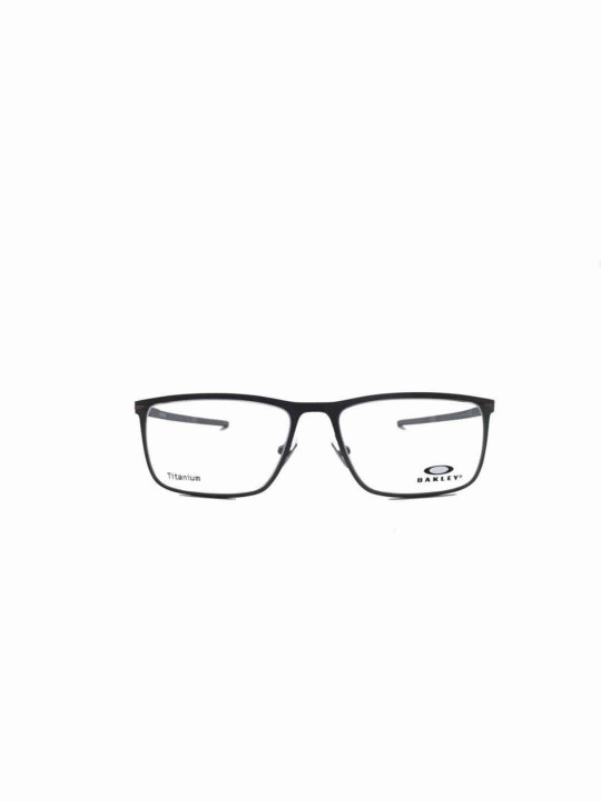 Oakley OA 5138 0255 Rectangle Grey Full Frame With Stainless Steel