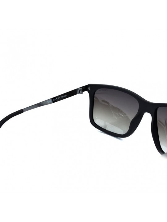 IDEE ID S 2404 C4P Black Rectangle Full Frame With Acetate