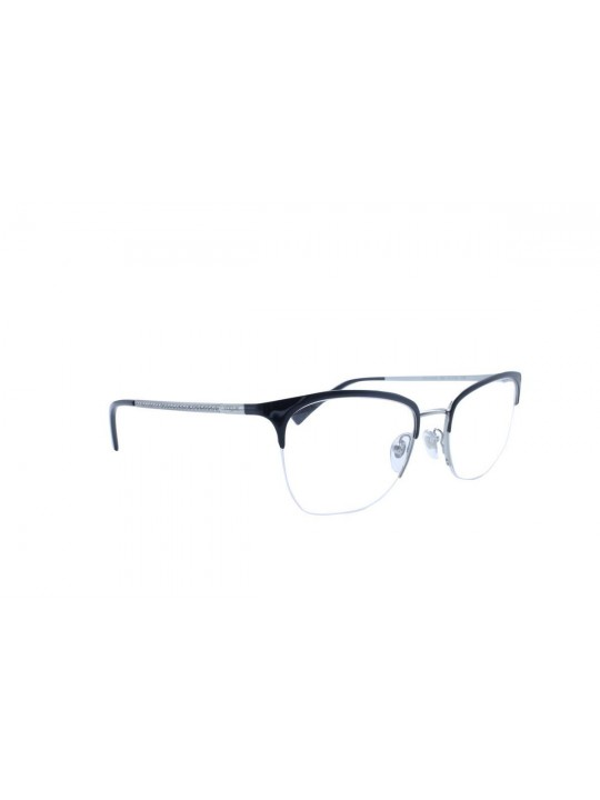 Vogue VO 4144 B 352 Cat Eye Black Half Frame With Acetate