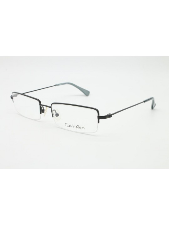 Calvin Klein CK 5328 A Rectangle Black Half Rim Frame
