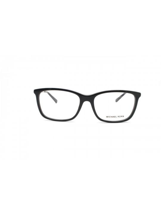 Michael Kors MK 4030 3163 Black Rectangle Full Frame