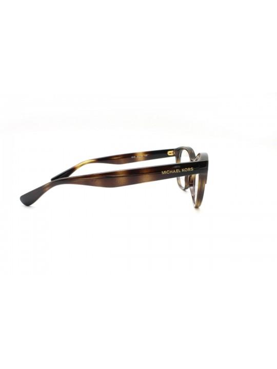 Michael Kors MK 4051 Cat Eye Brown Full Frame Rich Plastic