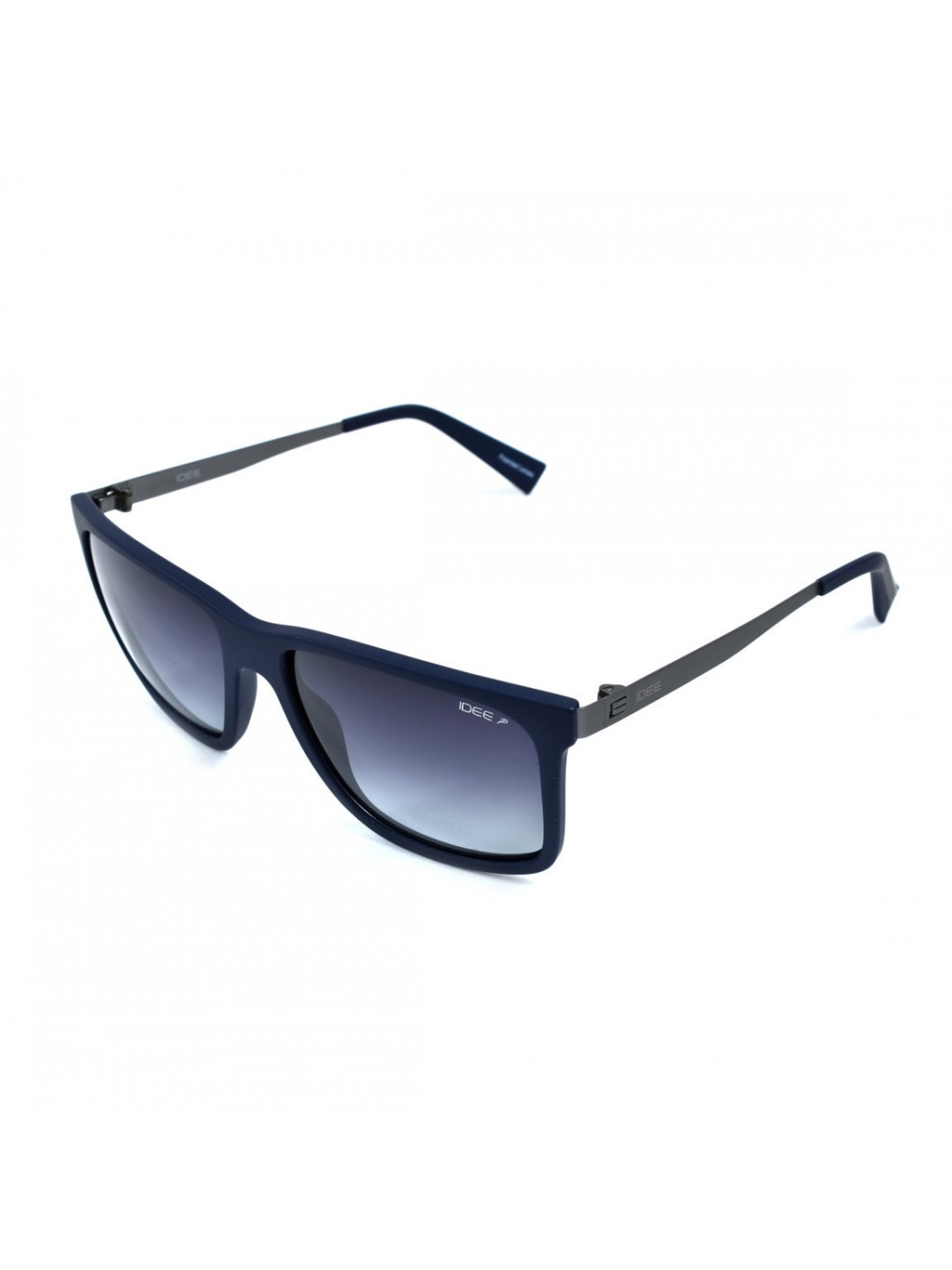 IDEE ID S 2404 C6P Navy Blue Rectangle Full Frame With Acetate