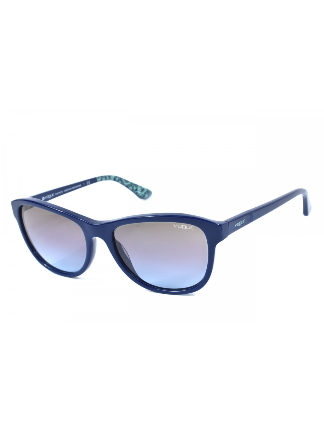 Vogue VO 5008-SI 2325/48 2N Navy Blue Cat Eye Full Frame With Acetate