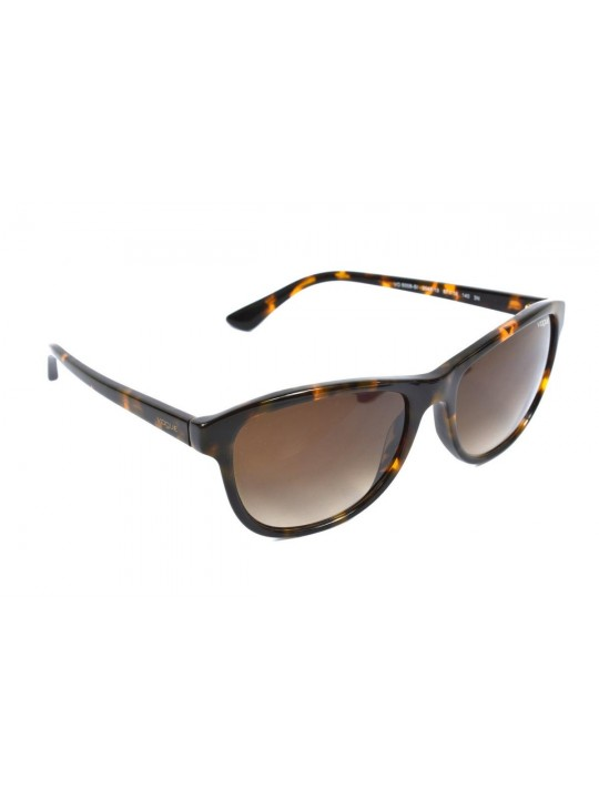 Vogue VO 5008-SI 2048/13 3N Brown Cat Eye Full Frame With Rich Plastic