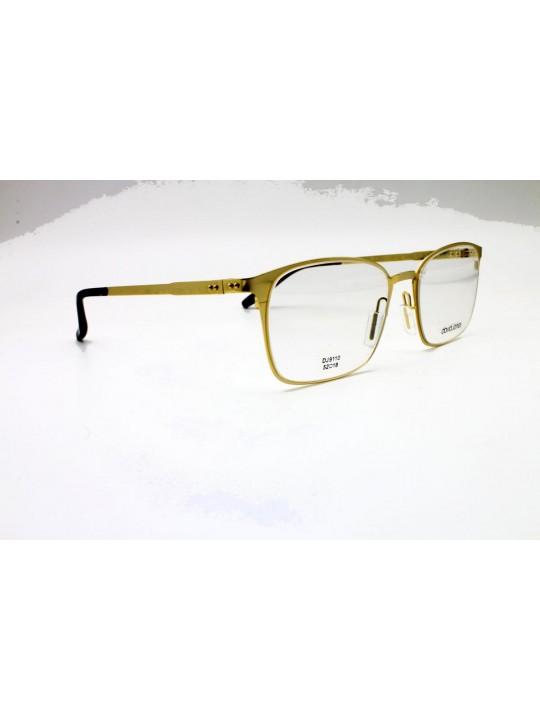 David Jones Dj 9110 C4 Cat Eye Golden Full Frame  With Metal